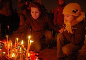 ПАСЕ в конце апреля заслушает доклад по Голодомору. НСНУ заявляет о давлении России