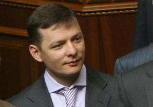 Ляшко попросил Шустера пригласить его в эфир для дискуссии с Ющенко