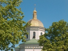 В Киеве открылась трапезная церковь при Кирилловском монастыре
