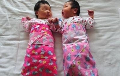 У Китаї зафіксували рекордне зростання народжуваності