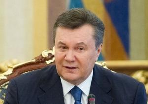 Янукович поручил Генпрокуратуре проверить новую информацию об избиении Тимошенко