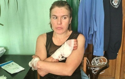 У Києві затримали росіянку, яка втекла з психіатричної лікарні у Львові