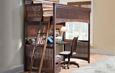 Как подобрать кровать-чердак для ребенка
