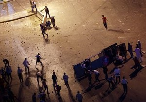 Новости Египет - ситуация в Египте: Жертвами беспорядков  Египте стали уже 26 человек