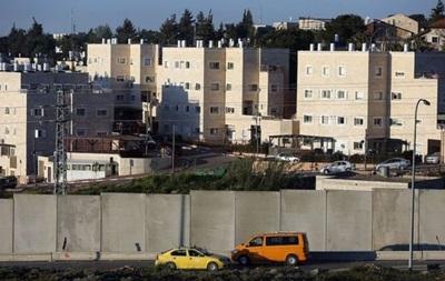 Ізраїль побудує ще 2,5 тисячі будинків в окупованому Східному Єрусалимі