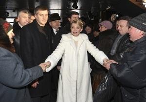 Тимошенко: Украине необходимо создать средний класс
