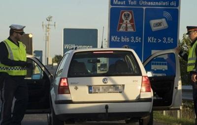 ЄК продовжила прикордонний контроль п ятьом країнам Шенгену