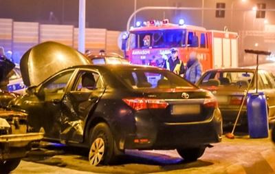 Министр обороны Польши попал в аварию