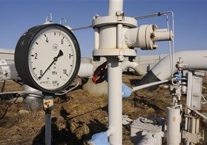 С начала года Украина увеличила транзит газа, но сократила - нефти