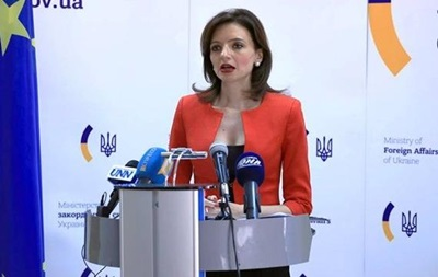 Київ закликав Захід сильніше натиснути на Москву