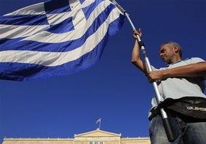 В Греции студенты сорвали новостной эфир центрального телевидения
