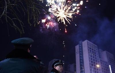У Китаї перед святкуванням Нового року обмежили продаж піротехніки