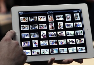 Apple распродала первую партию новых iPad менее, чем за неделю