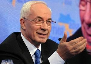 Азаров посоветовал украинцам не читать газеты и не смотреть телепередачи