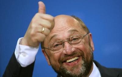 Шульц стал соперником Меркель за кресло канцлера