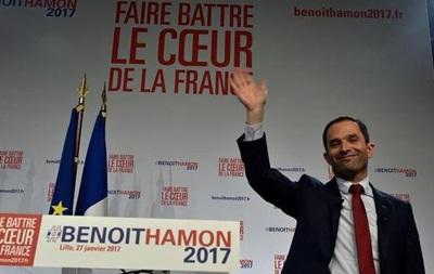 У Франції визначили кандидата в президенти від соціалістів