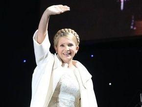 На Майдане Незалежности начался съезд по выдвижению Тимошенко в президенты (обновлено)