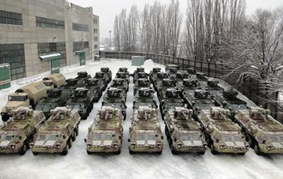 Військовий експорт України у 2016 році зріс на 25%