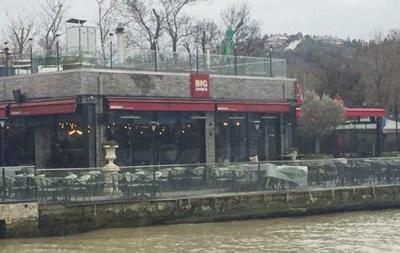 Стрельба в ресторане Стамбула: есть жертвы