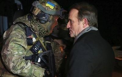 Медведчук рассказал о  секретном плане  по освобождению пленных