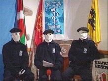 В Испании полиция арестовала семь боевиков ЭТА