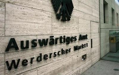 Берлін висловив протест проти указу Трампа