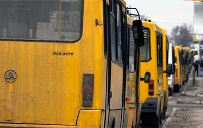 У Херсоні маршрутники відмовляються возити пасажирів