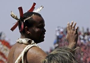 В Свазиленде оппозиция призвала Coca-Cola надавить на короля