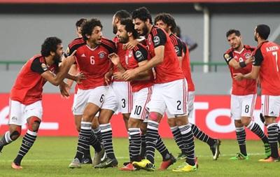 Єгипет - перший фіналіст Кубка Африканських Націй
