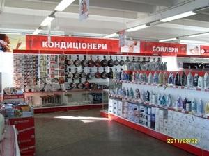Открытие обновлённого супермаркета  Фокстрот  в Прилуках