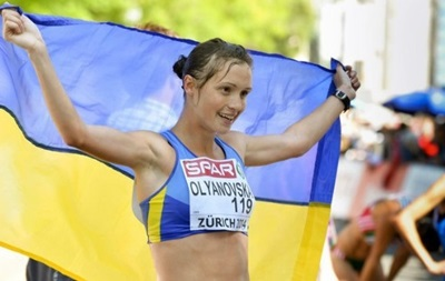 Українська легкоатлетка дискваліфікована на чотири роки