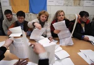 ЗН: Тимошенко массово заменила своих представителей в избиркомах