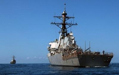 США пояснили появу свого есмінця в Чорному морі
