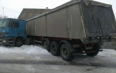 У Дніпропетровській області вантажівка врізалася в будинок