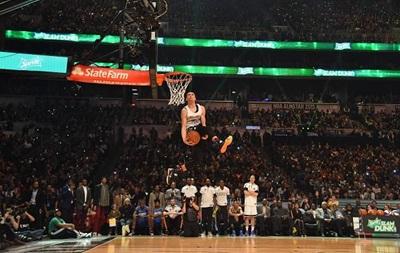 Стали відомі учасники конкурсів зоряного вікенду НБА
