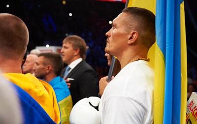 Бій Усика зняли з вечора боксу Головкін - Джейкобс