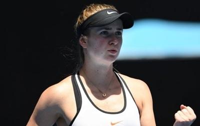 Світоліна вийшла у фінал Taiwan Open