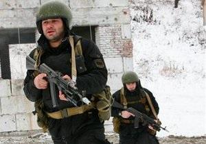 ФСБ объявила об уничтожении в Ингушетии 20 боевиков из банды Умарова