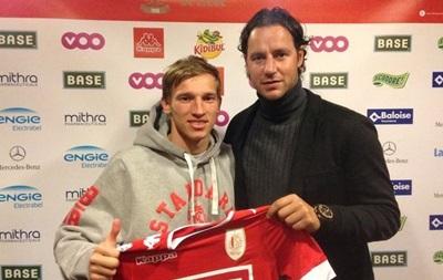 Лучкевич дебютировал за бельгийский Стандарт