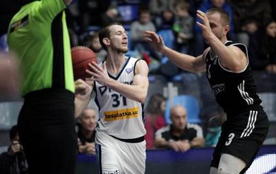 Дніпро і Хімік вийшли у півфінал Кубку України з баскетболу