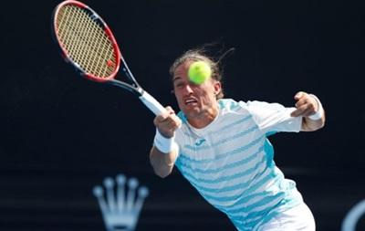 Українські тенісисти покращили позиції в рейтингу ATP