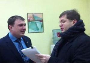 Соратники Луценко поехали в Ивано-Франковск, чтобы вручить последнему ответчику иск в суд США