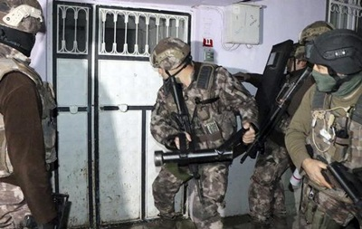 У Туреччині за тиждень затримано понад 1800 осіб