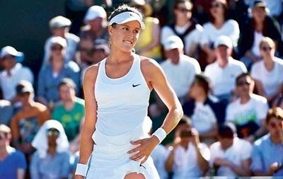 Канадська тенісистка Бушар проспорила побачення школяреві