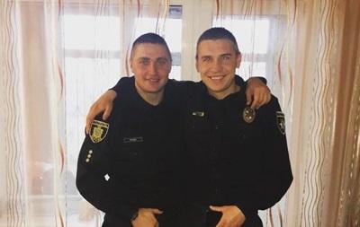 Екс-футболіст Динамо став лейтенантом поліції