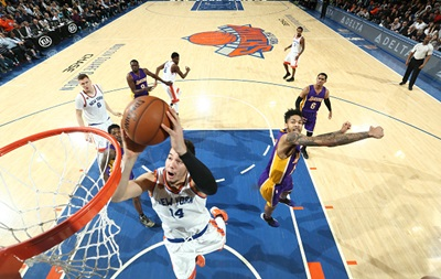 НБА: Лейкерс сильніший за Нью-Йорк, Фінікс програв Нью-Орлеану
