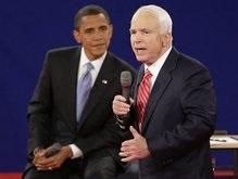 Обама и Маккейн провели вторые теледебаты