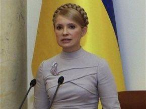 Тимошенко: В Украине подтверждены 14 случаев заражения калифорнийским гриппом