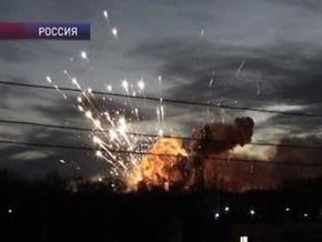 В Ульяновске уничтожают снаряды, разбросанные во время взрывов