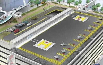 Uber хоче розробити летючу машину